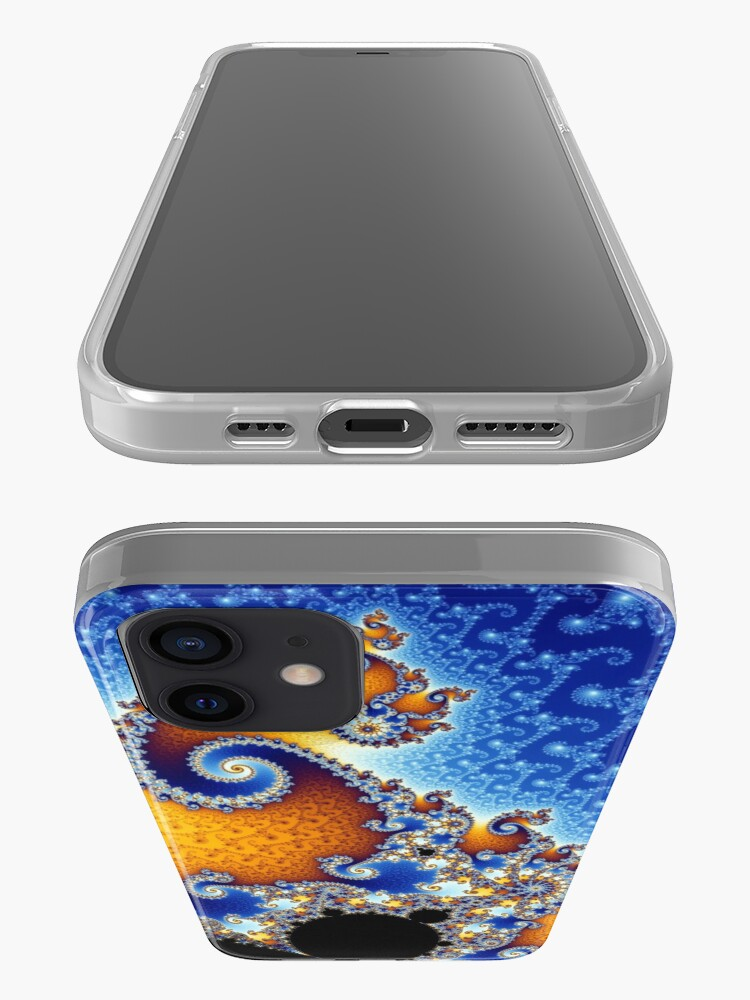 Alternate view of Mandelbrot set iPhone Case & Cover