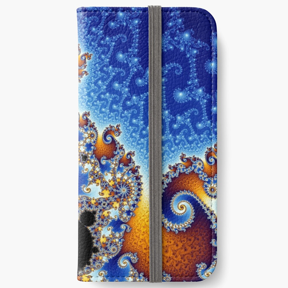 Mandelbrot set iPhone Wallet
