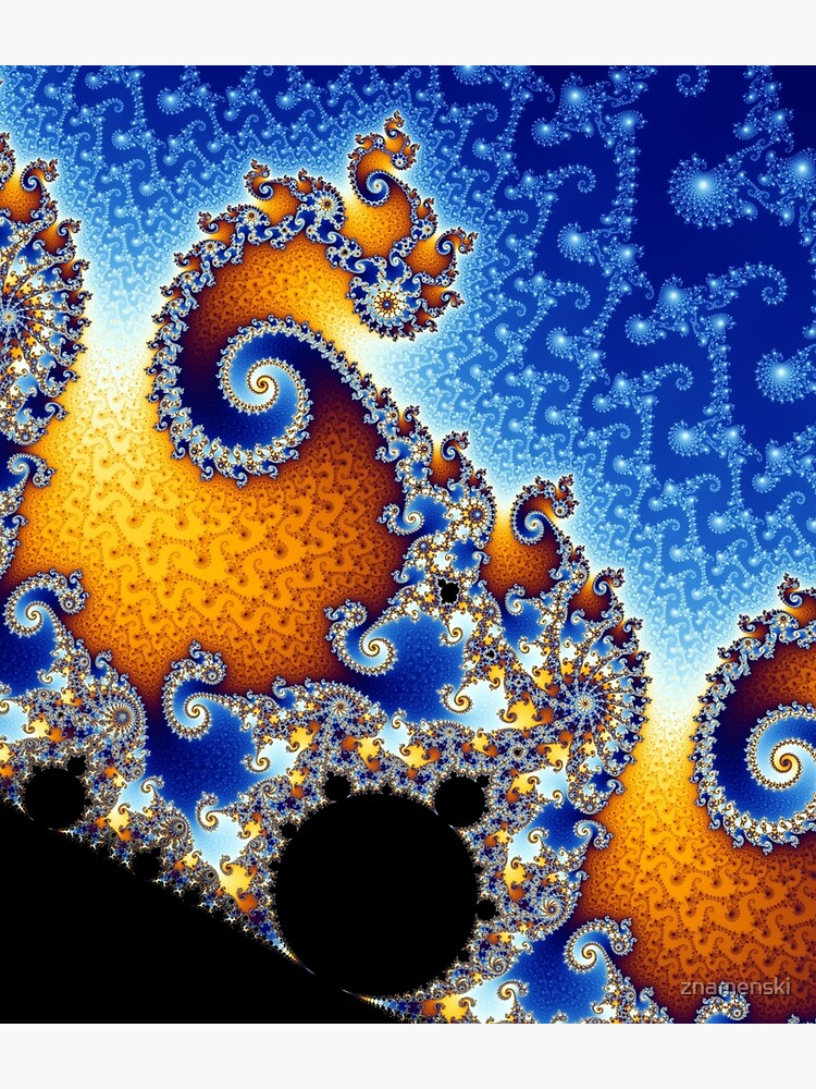 Mandelbrot set by znamenski