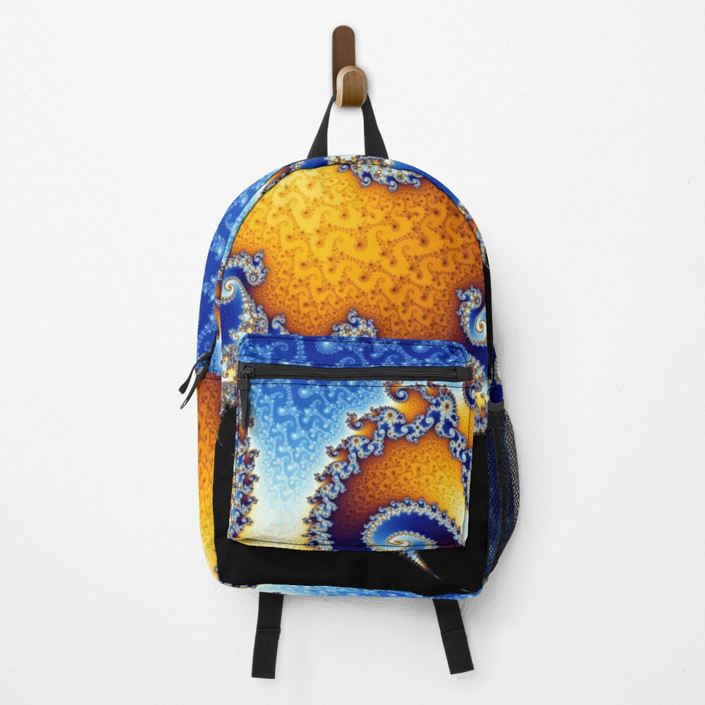 Mandelbrot set Backpack