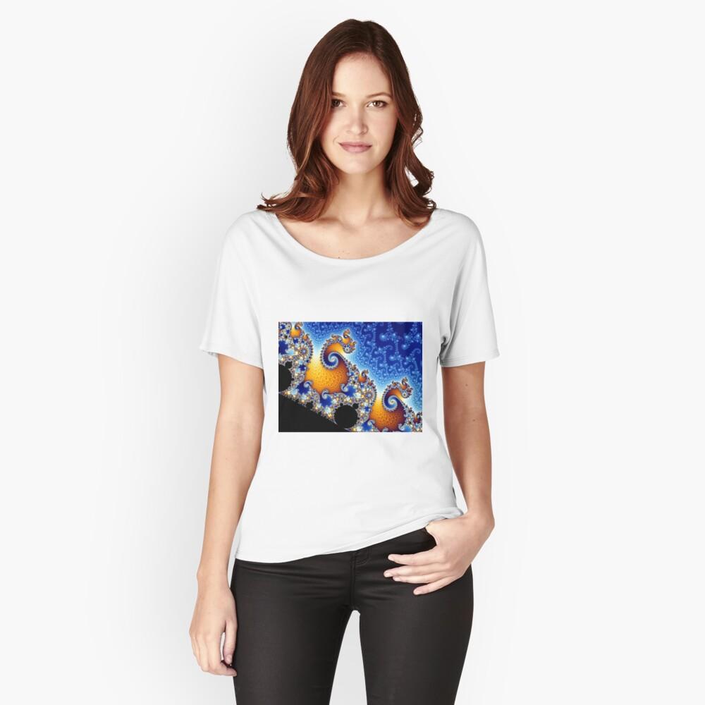 Mandelbrot set Relaxed Fit T-Shirt
