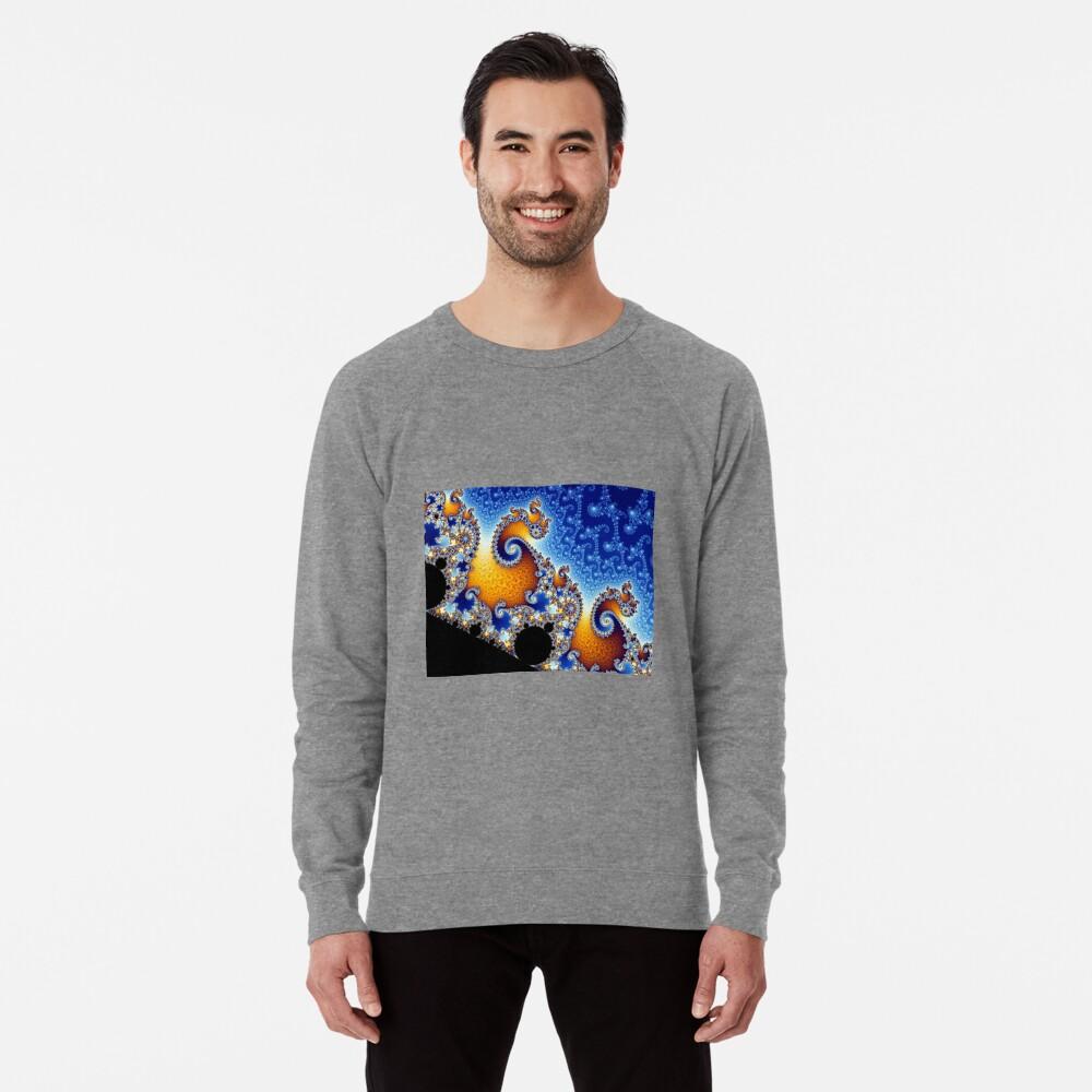 Mandelbrot set Lightweight Sweatshirt