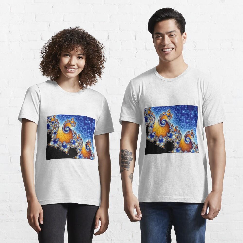 Mandelbrot set Essential T-Shirt