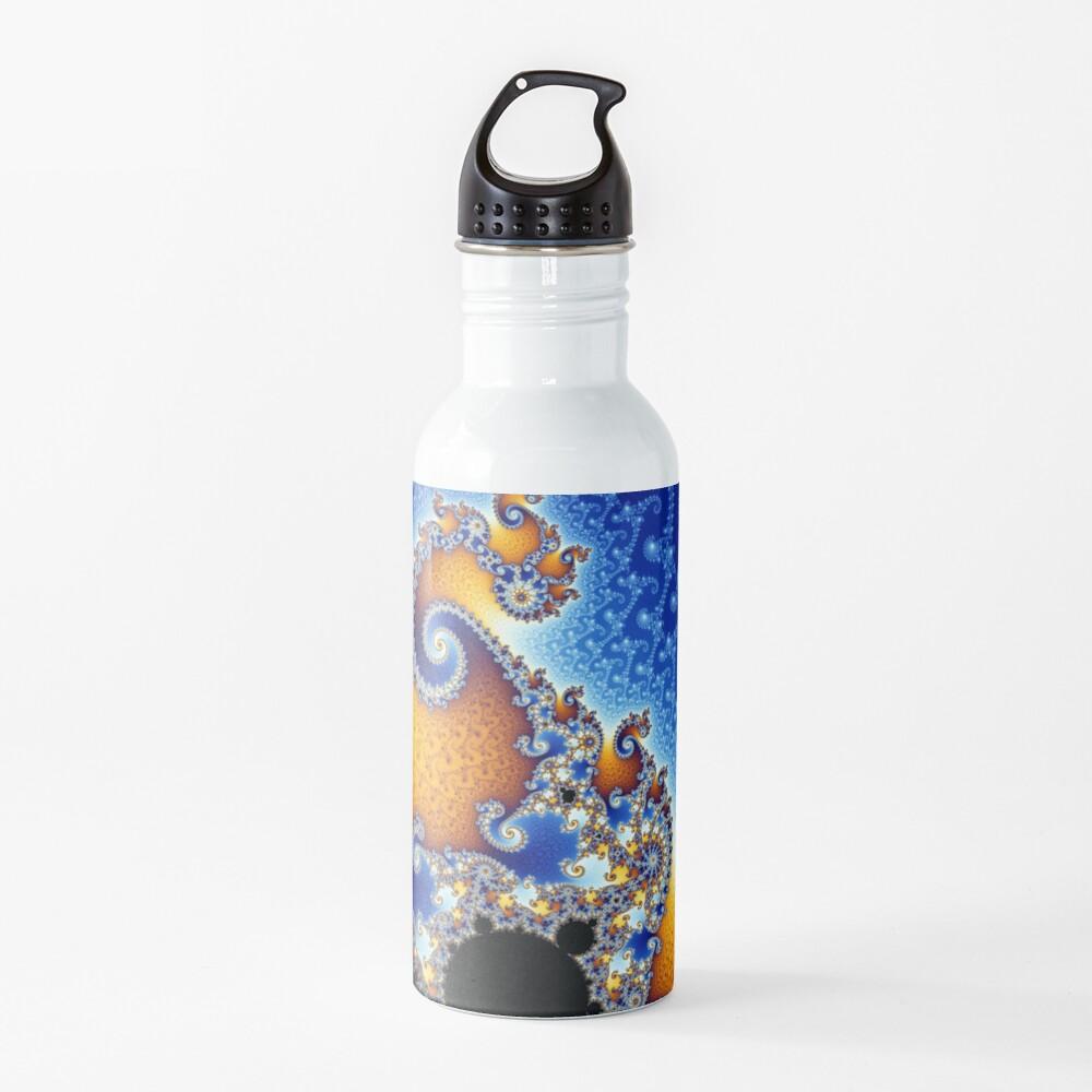 Mandelbrot set Water Bottle