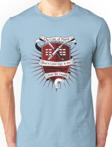 The Harry Code (Silver) Unisex T-Shirt