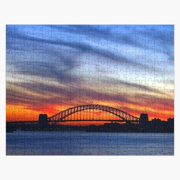 Sydney Sunset Jigsaw Puzzle