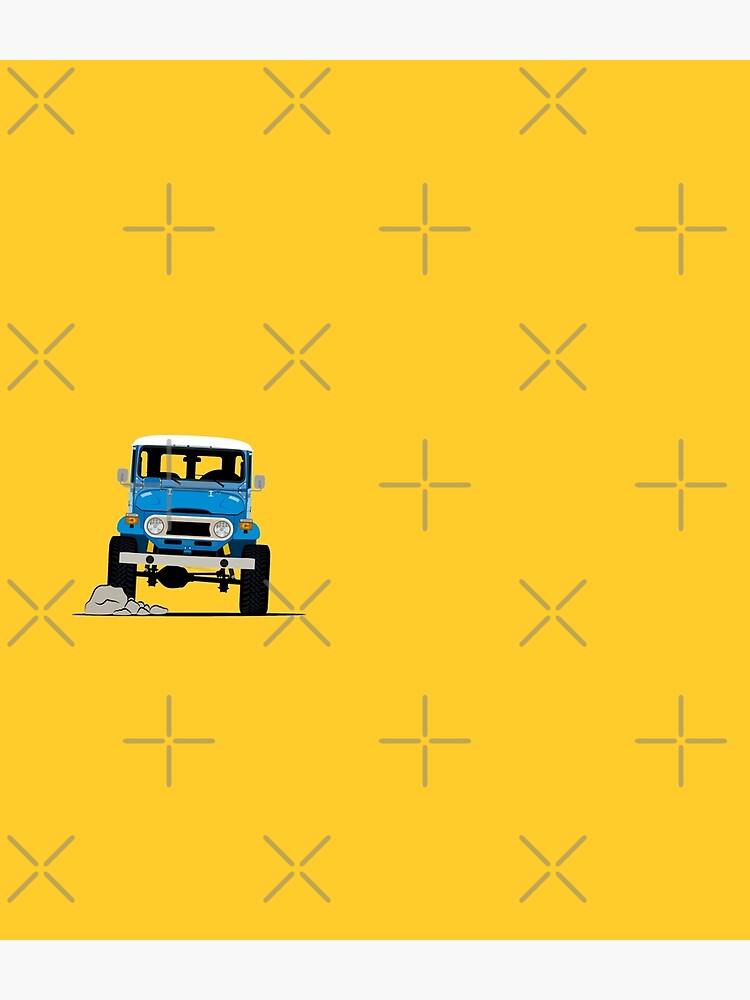 Land Cruiser FJ40 by AutomotiveArt