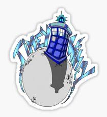 Timey Wimey Sticker