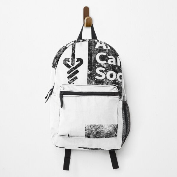 American Cancer Society Logo Backpack