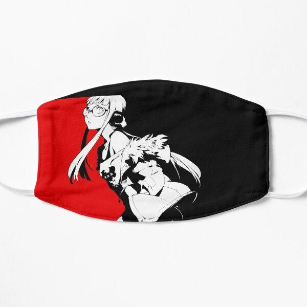 Persona 5 - Futaba Sakura Poster Flat Mask