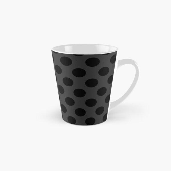 Polka Dots in black Tall Mug