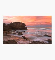 Sunset Dreams  Photographic Print