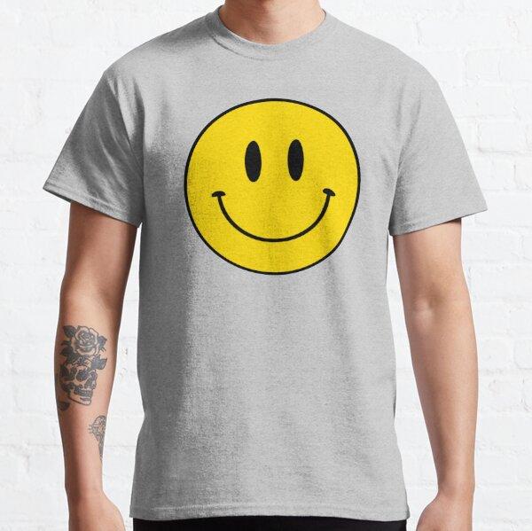 Visage heureux | Smiley | 2 | T-shirt classique