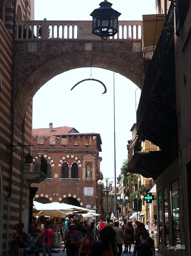The Whalebone Arch by Segalili