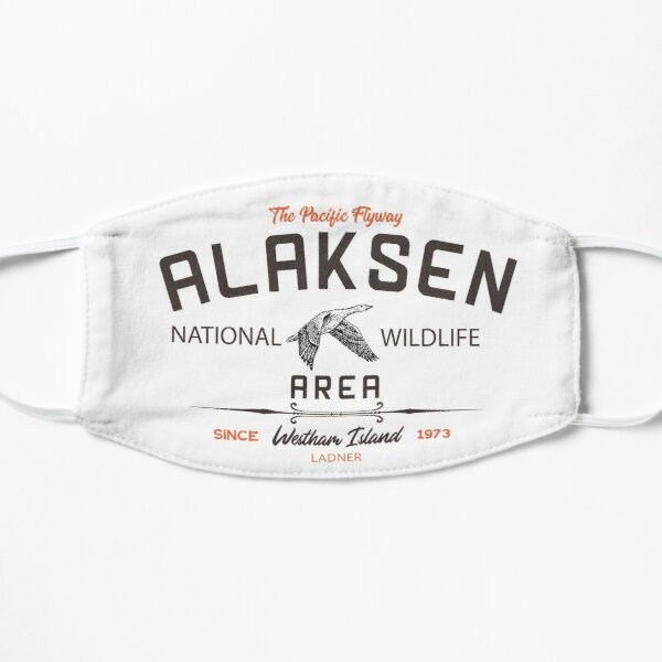 Alaksen National Wildlife Area Mask