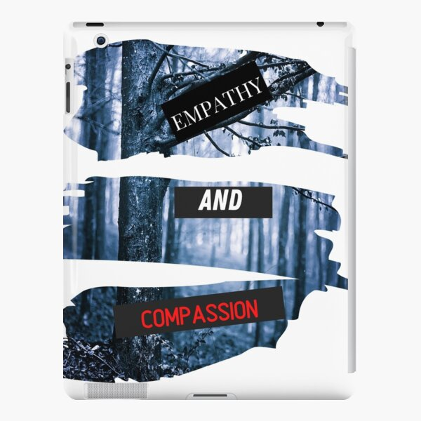 Compassion and Empathy iPad Snap Case