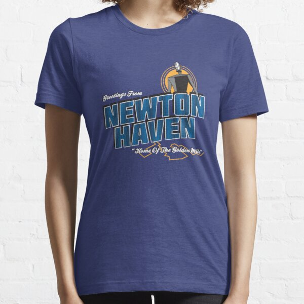 Greetings From Newton Haven Essential T-Shirt