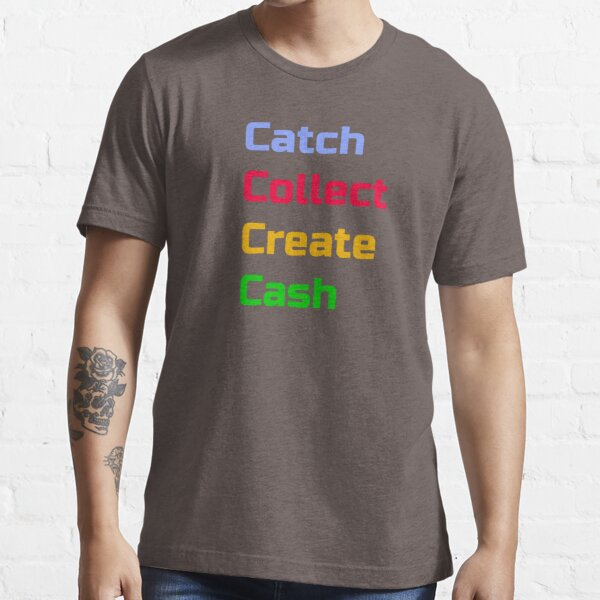 Daily Animal Crossing Actions Essential T-Shirt