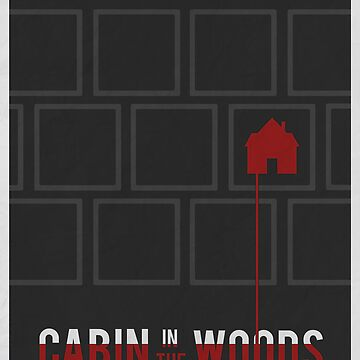 Cabin In The Woods by MegEmmyJay