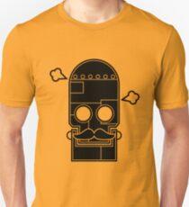 Mexican steampunk robot Unisex T-Shirt