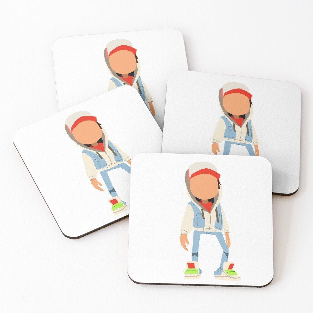 Jake Coasters (Set of 4)