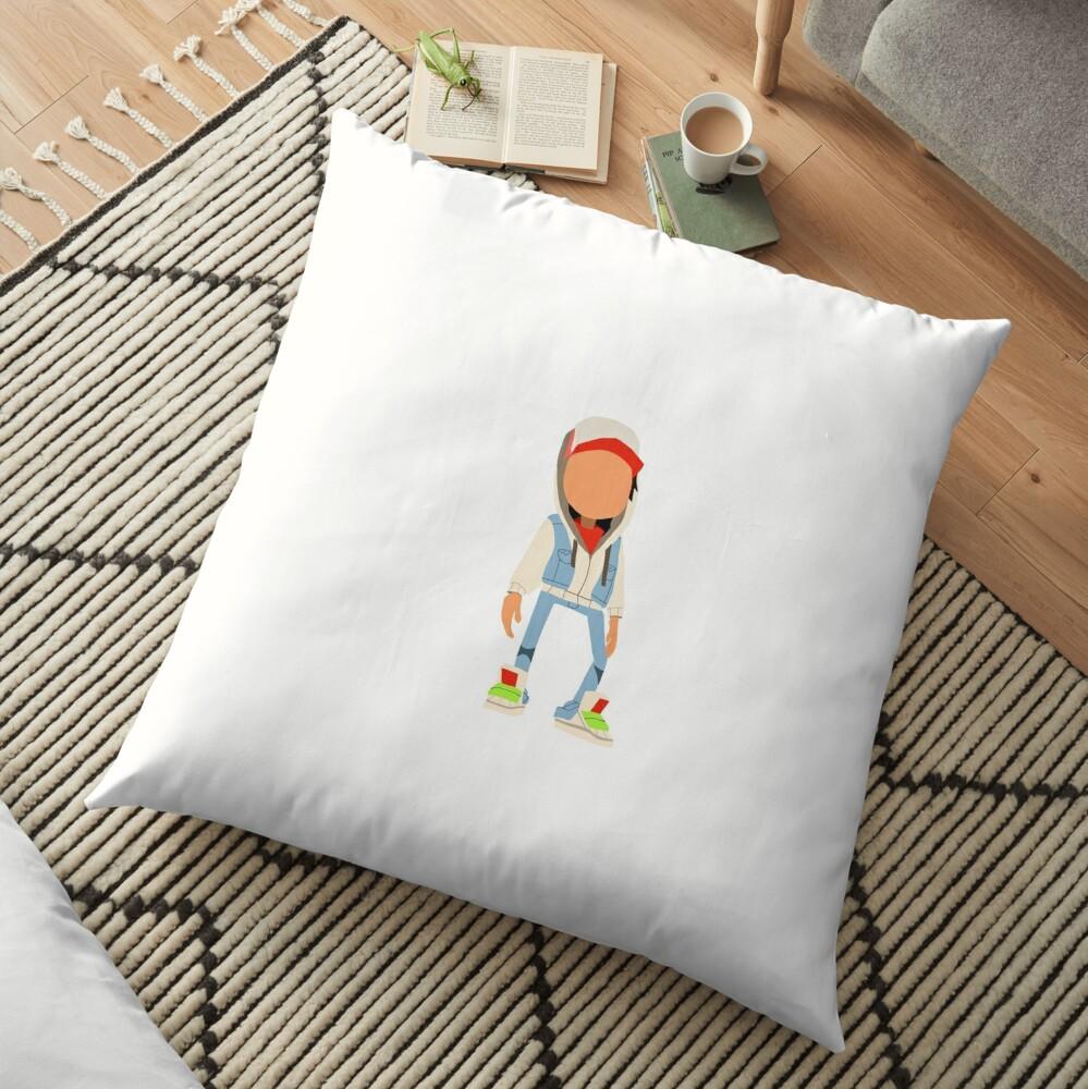 Jake Floor Pillow
