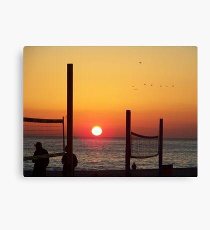 Beach Life.... Canvas Print