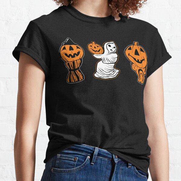 Vintage Halloween Blowmolds Classic T-Shirt