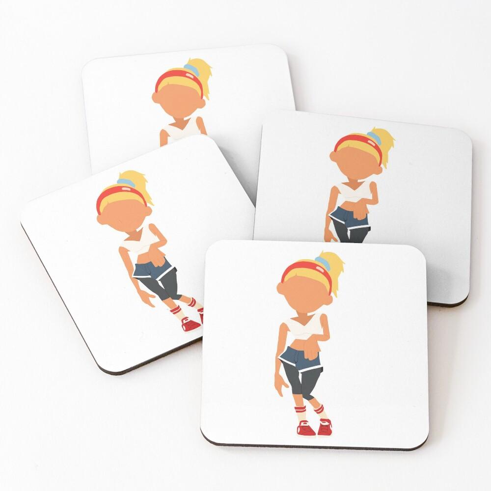 Tasha Coasters (Set of 4)