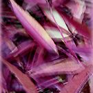 Waywood Ash Leaves  by Susan  Detroy