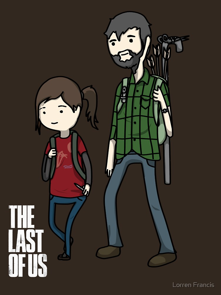 The Last of us Adventure Time | Unisex T-Shirt
