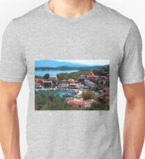 Kassiopi, Corfu Unisex T-Shirt