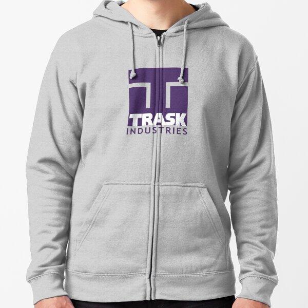 TRASK Industries Zipped Hoodie