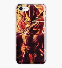 Percival Tachyon - Black Egg iPhone Case/Skin