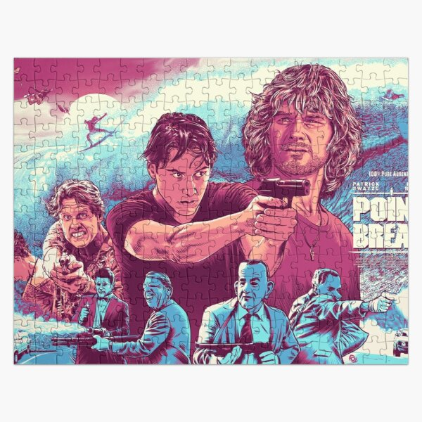POINT BREAK Jigsaw Puzzle