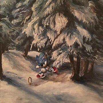 Sonic by ArminHansRotz