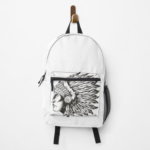Native  American Lives Matter Backpack