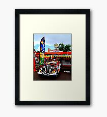 Seligman Drive Inn  Framed Print
