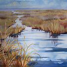 Lake Shore by jdbuckleyart