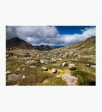 Tongariro Crossing Photographic Print