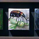 The Beetles by jdbuckleyart