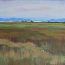 View Toward the Lake by jdbuckleyart