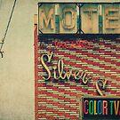 Silver Sands Motel by Honey Malek