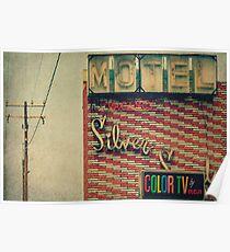 Silver Sands Motel Poster