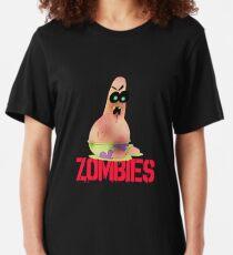 Zombie Spongebob T Shirts Redbubble - roblox spongebob zombiepants