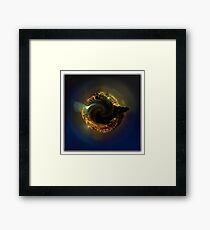 ©HCS Mini World IV Framed Print