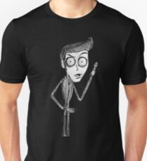 Wibbly Wobbly Sketchy Wetchy Unisex T-Shirt