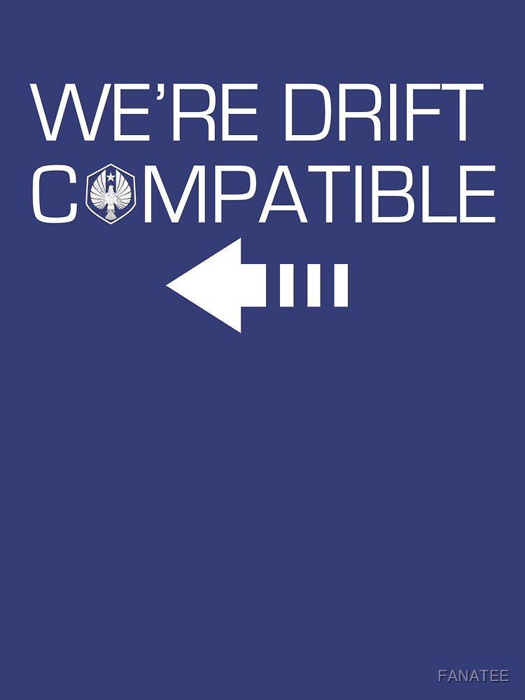 We're Drift Compatible | Unisex T-Shirt