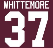 Jackson Whittemore's Jersey - white text | Women's T-Shirt
