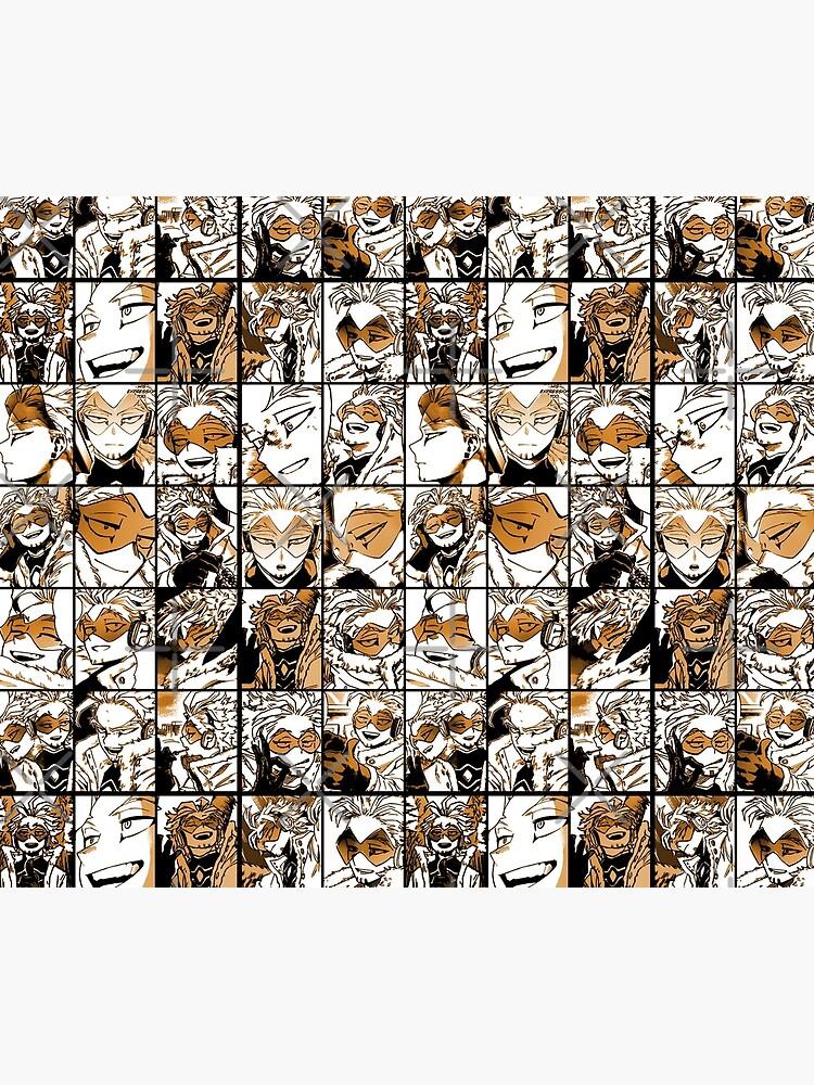 Hawks - manga color version by Angellinx3